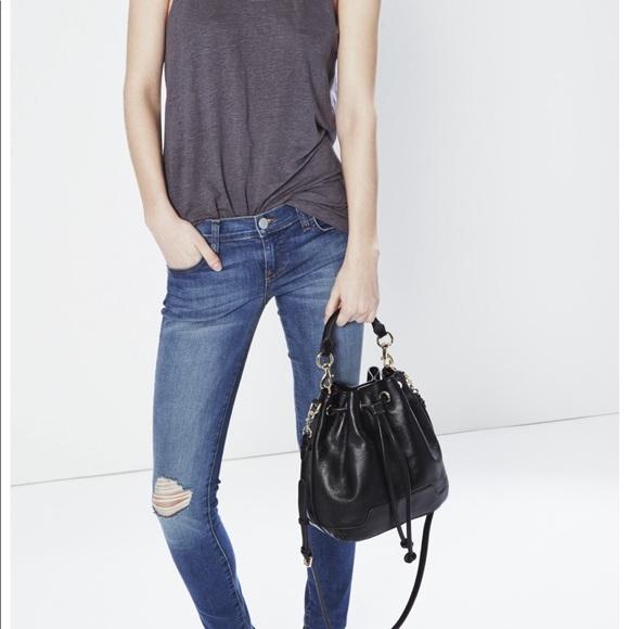 Rebecca Minkoff Handbags - 🔴SOLD🔴Rebecca Minkoff Fiona Bucket - 100%